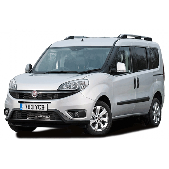 E1 - Mini bus - Fiat Doblo 5-7 seats, A/C,