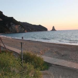 Beachfront House Eliza- Agios Gordis, Corfu, Ionian Islands (Greece)
