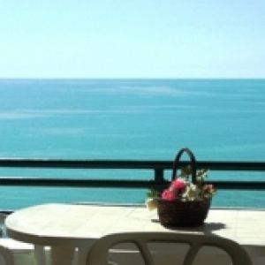 Glyfada Beach - Menigos Resort - Type A2(nr.87): Seaview 2 Bedroom Two Level Maisonette