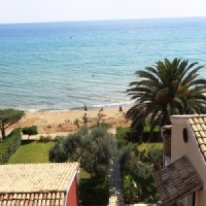 Glyfada Beach - Menigos Resort - Type AA2G(nr.61): Superior Seaview 2 Bedroom Two Level Maisonette