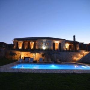 Corfu Marmaro - VIP Traditional Villa Marmari