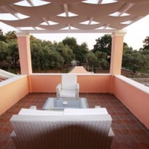Korfu Dassia - Villa Rosa 1