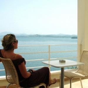 Korfu Barbati - 3 Seafront Villas