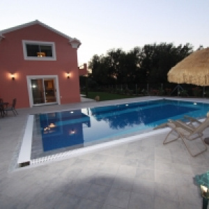 Corfu Golf Villa - Vatos, Ermones Beach - Golf  Glub Area