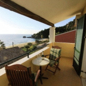 Glyfada Beach - Menigos Resort - Type AA2G (nr.59): Superior Seaview 2 Storey Maisonette