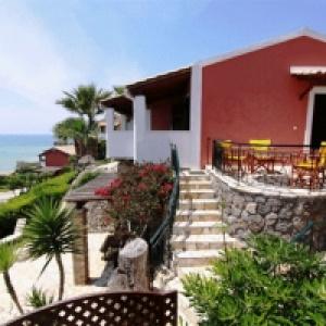 Glyfada Beach - Menigos Resort - Type AG3G (nr.129) sea view-2 bedroom