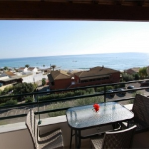 Glyfada Beach - Menigos Resort - Type AA5 (nr.137): Sea View 1 Bedroom Apt.