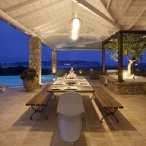 Korfu - VIP Villa Nafsika - Viros Area