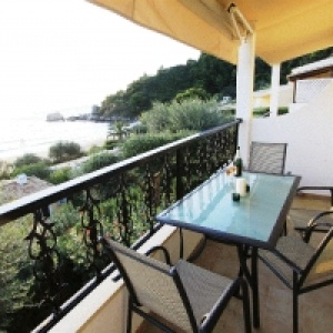 Glyfada Beach - Menigos Resort - Type AA2R(nr.38): Superior Seaview 2 Bedroom One Level Apt.