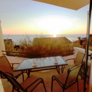 Glyfada Beach - Menigos Resort - Type A2R (nr.90): Seaview 2 Bedroom One Level Apt.