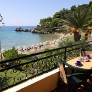 Glyfada - Menigos Resort - Type AA5BF: Beachfront 1 Bedroom Classic Apartment