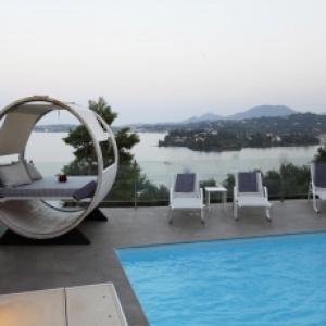 Corfu Villa Kommeno Bay 1