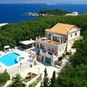 Corfu Kassiopi - VIP Villa Kasskam
