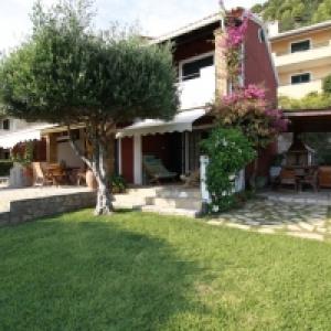 Glyfada beach - Menigos Resort - Type AA1G (nr.52): Beachfront 3 bedrooms villa