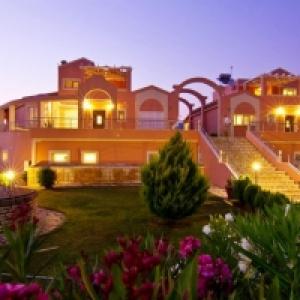 Corfu Dassia - Villa Rosa 1