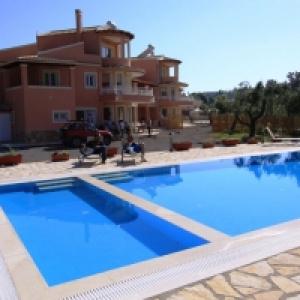 Korfu Dassia - Villa Rosa 2