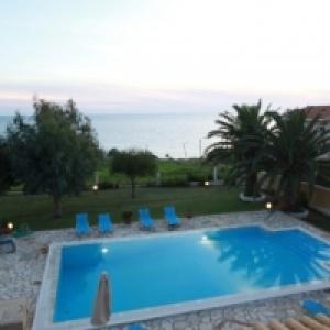 Korfu Villa Skidi Beach