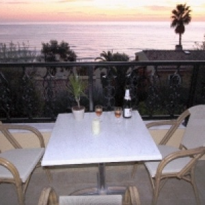 Glyfada Beach - Menigos Resort - Type AA5R(nr.40): Comfort 1 Bedroom Apartment with sea view