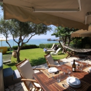 Glyfada Beach - Menigos Resort - Type AA3G: Beachfront 2 Bedroom Luxury House