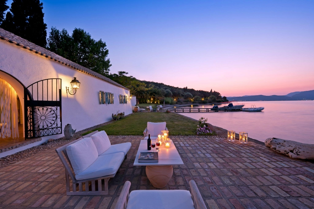Corfu Island Luxury Villas Apartments Hotels